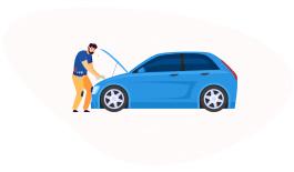 Entretien auto et outils de bricolage